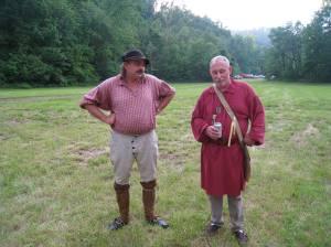 Long Rifle Shooting and Camping 002