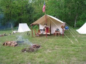 Long Rifle Shooting and Camping 005