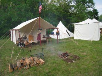 Long Rifle Shooting and Camping 006