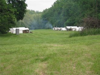 Long Rifle Shooting and Camping 008