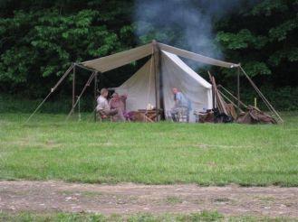 Long Rifle Shooting and Camping 009