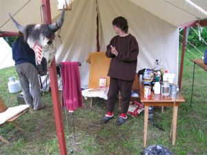 Long Rifle Shooting and Camping 014