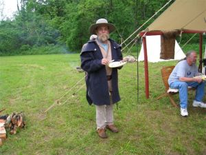 Long Rifle Shooting and Camping 018