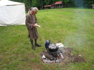 Long Rifle Shooting and Camping 019