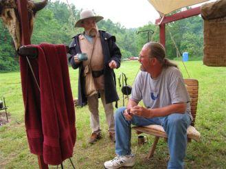Long Rifle Shooting and Camping 022