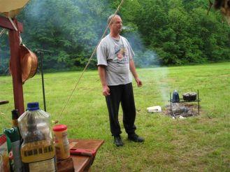 Long Rifle Shooting and Camping 023