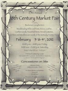 Market Fair Flyer