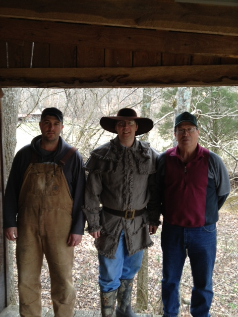 Winners of the Feb. 10, 2013 Shoot